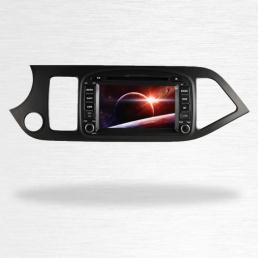 Kia Morning Car Stereo Touch Screen