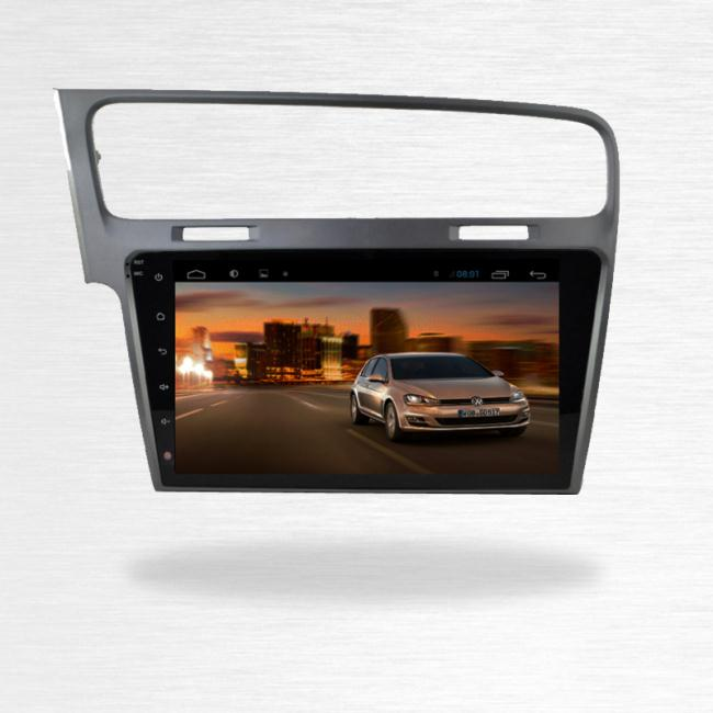 Volkswagen Golf Car DVD