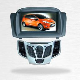 Ford Fiesta Car GPS