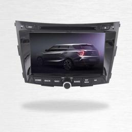 Ssangyong Tivoli With DVD GPS navigation