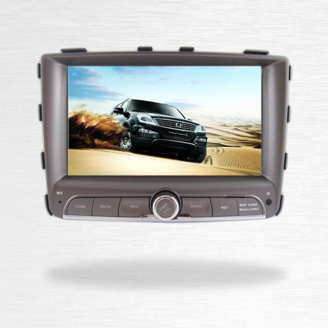 Ssangyong Rexton Without DVD GPS