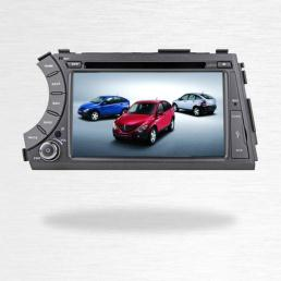 Ssangyong Acyton Car Multimedia