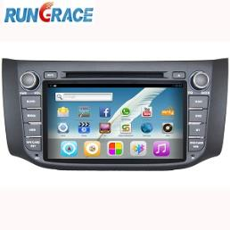 Nissan Sentra car dvd player