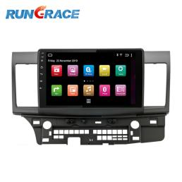 """Rungrace For Lancer 10.1""""  Car Navigation With Wifi BT"""