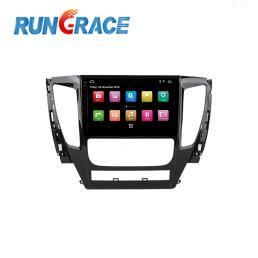 Rungrace Android Car Radio for Pajero 2017 Support SWC