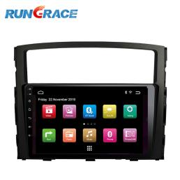 Rungrace Car DVD Player for Pajero 2006 With Wifi Bluetooth