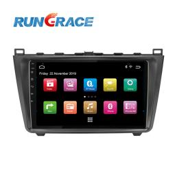 Rungrace Head Unit Car Audio With Bluetooth Wifi Support Steering Wheel Control