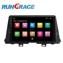 Rungrace Car GPS navigation Auto radio for Picanto Support SWC Speaker