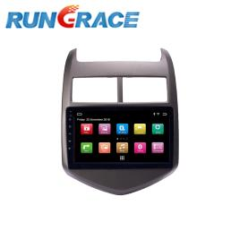 Rungrace Car Audio Car Video Player For Aveo 2011-2013 Support DAB SWC
