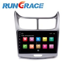 Rungrace Car Audio Multimedia Player For New Sail 2015 Support SWC Speaker DAB