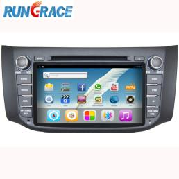 8 inch Android Car multimedia System for Nissan Sentra RL-311 (without 3G function)