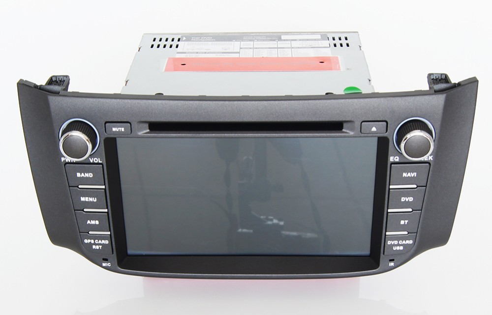 Nissan Sentra android car dvd player 2+16G